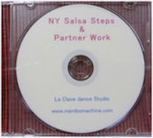steps&partner work